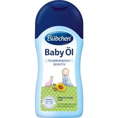 Bübchen Bebek Yağı Renksiz
